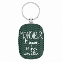 Porte-clés OPAT Monsieur...