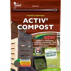Activ'compost dcm 1m3-750g-uab