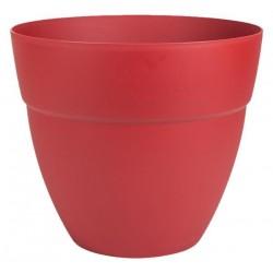 Pot cancun ø40 rouge rubis