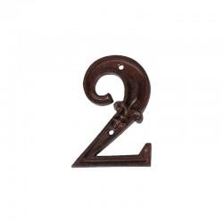 Numero de maison 2