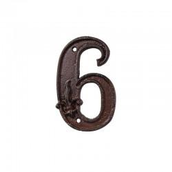 Numero de maison 6