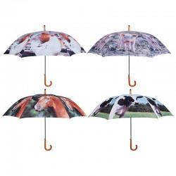 Parapluie animaux de ferme ass