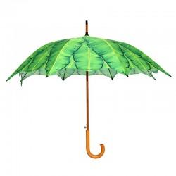 Parapluie feuilles de bananier