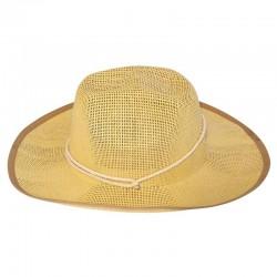 Chapeau de paille homme