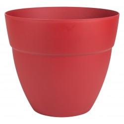 Pot cancun ø30 rouge rubis