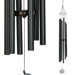 Aureole tubes h142 noir
