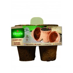 GODETS COCO RONDS 8CM X16...
