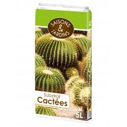 Substrat cactus Saisons &...