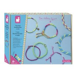 7 bracelets bresiliens fluo...