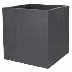 Pot carre basalt 40cm...