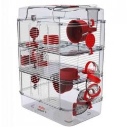 Lot cage rody3 trio+mini grena
