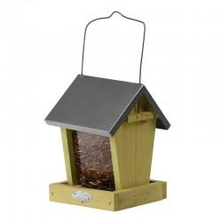 Mangeoire oiseaux silo