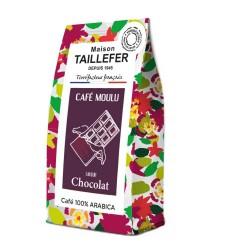 Cafe saveur chocolat...