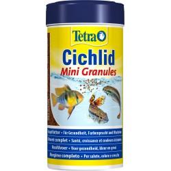 Aliment granules cichlid...