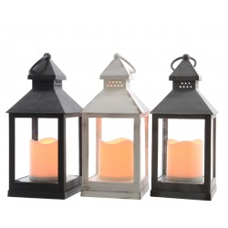 Lanterne plast a/led...