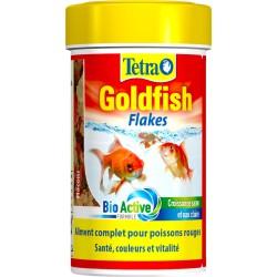 Aliment flocons goldfish 100ml