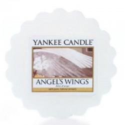 Bougie tarte ailes d'ange...