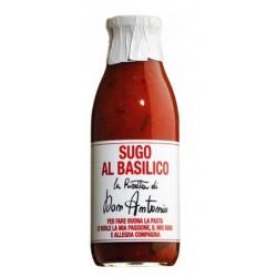 Sauce tomates basilic 500ml