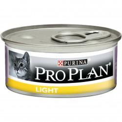 Boite pro plan cat light...