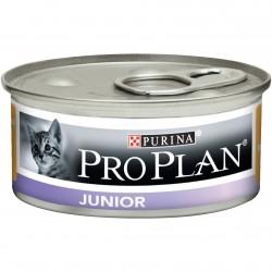 Boite pro plan cat junior...